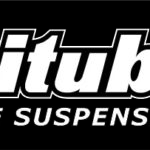 Bitubo Race Suspension - Logo - Black